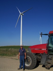 wind projects and land owners